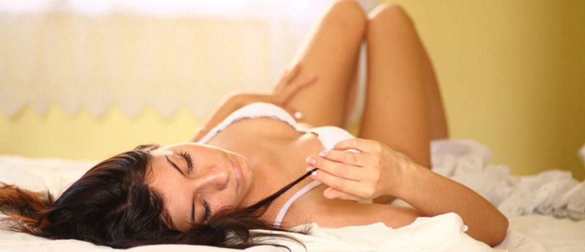 Naisen orgasmi- kuva